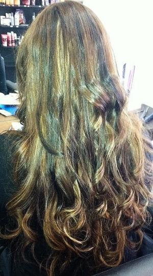 Extension de cheveux influence coiffure brest